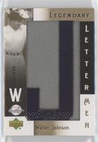 Walter Johnson #1/15