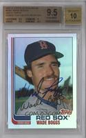 Wade Boggs /749 [BGS 9.5]