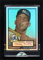 Mickey Mantle [Uncirculated] #/999