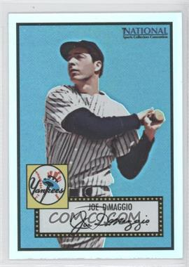 2007 eTopps eCon 5 National Convention - National Convention [Base] #408 - Joe DiMaggio