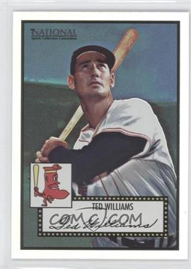 2007 eTopps eCon 5 National Convention - National Convention [Base] #409 - Ted Williams