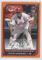 Ryan Howard #/250