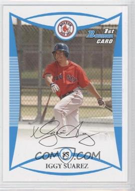 2008 Bowman - Prospects #BP56 - Iggy Suarez