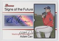 Adam Carr