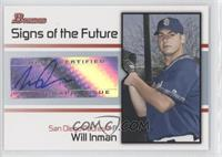 Will Inman