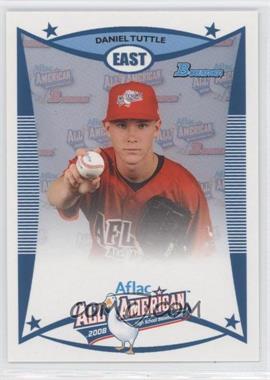 2008 Bowman Aflac - [Base] #AFLAC-DTU - Daniel Tuttle