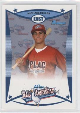 2008 Bowman Aflac - [Base] #AFLAC-MH - Michael Heller