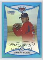 Jhonny Nunez /150