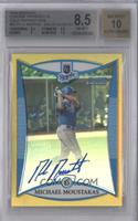 Michael Moustakas /50 [BGS 8.5 NM‑MT+]