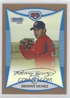 Jhonny Nunez /50