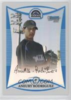 Aneury Rodriguez [Noted] #/599
