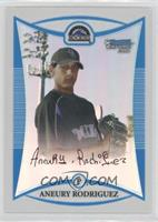 Aneury Rodriguez [EX to NM] #/599