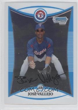 2008 Bowman Chrome - Prospects #BCP215 - Jose Vallejo