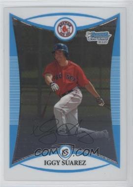 2008 Bowman Chrome - Prospects #BCP56 - Iggy Suarez