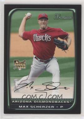 2008 Bowman Draft Picks & Prospects - [Base] #BDP33 - Max Scherzer