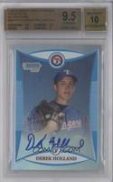 Derek Holland /500 [BGS 9.5]