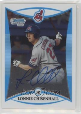 2008 Bowman Draft Picks & Prospects - Prospects - Chrome #BDPP112 - Lonnie Chisenhall