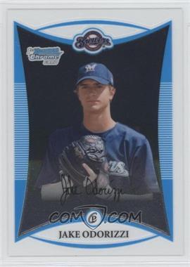 2008 Bowman Draft Picks & Prospects - Prospects - Chrome #BDPP51 - Jake Odorizzi