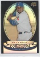 Max Ramirez (Batting Pose) /25