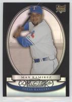 Max Ramirez (Batting Pose) #/25