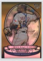 Max Ramirez (Throwing) #/50