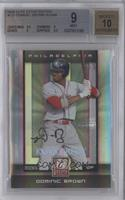Dominic Brown /3 [BGS 9 MINT]