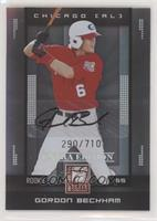 Gordon Beckham #/710