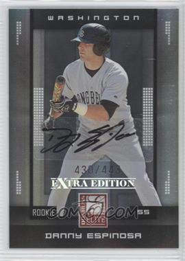 2008 Donruss Elite Extra Edition - [Base] #147 - Danny Espinosa /443