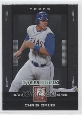 2008 Donruss Elite Extra Edition - [Base] #19 - Chris Davis