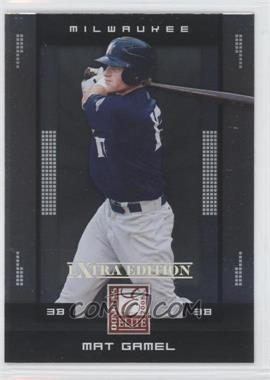 2008 Donruss Elite Extra Edition - [Base] #70 - Mat Gamel