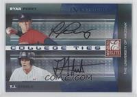 Ryan Perry, T.J. Steele /25