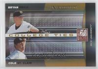 Bryan Price, Cole St. Clair /100