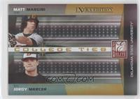 Jordy Mercer, Matt Mangini /100