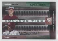 Tony Thomas, Buster Posey /1500