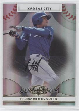 2008 Donruss Threads - [Base] - Gold Signatures #78 - Fernando Garcia /975