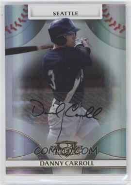 2008 Donruss Threads - [Base] - Gold Signatures #92 - Danny Carroll /999