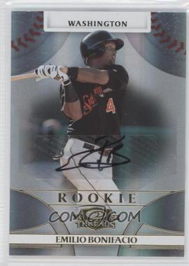 2008 Donruss Threads - [Base] #101 - Rookie Autograph - Emilio Bonifacio /1874