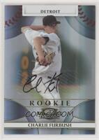 Rookie Autograph - Charlie Furbush #/465
