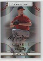 Rookie Autograph - Mason Tobin /999