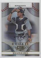Rookie Autograph - Wilson Ramos [Noted] #/999