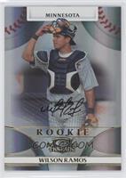 Rookie Autograph - Wilson Ramos /999