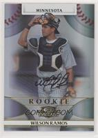 Rookie Autograph - Wilson Ramos #/999