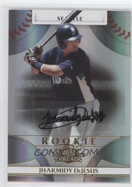 2008 Donruss Threads - [Base] #143 - Rookie Autograph - Jharmidy DeJesus /465