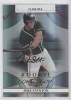 Rookie Autograph - Giancarlo Stanton /465