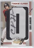 Rookie Class Autograph - Chris Johnson /280