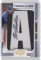 Rookie Class Autograph - Robert Hernandez #/269