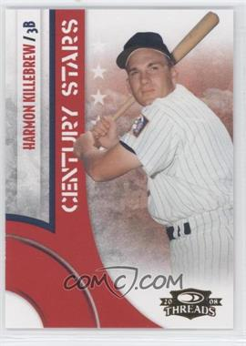 2008 Donruss Threads - Century Stars #CS-2 - Harmon Killebrew