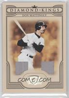 Don Mattingly #/150