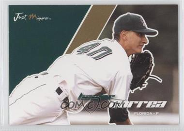 2008 Just Minors Just Autographs - [Base] - Gold Edition Glossy #12 - Hector Correa /1