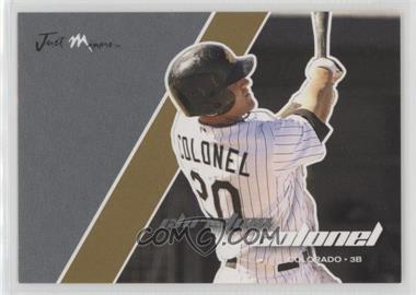2008 Just Minors Just Autographs - [Base] - Gold Edition #11 - Christian Colonel /100